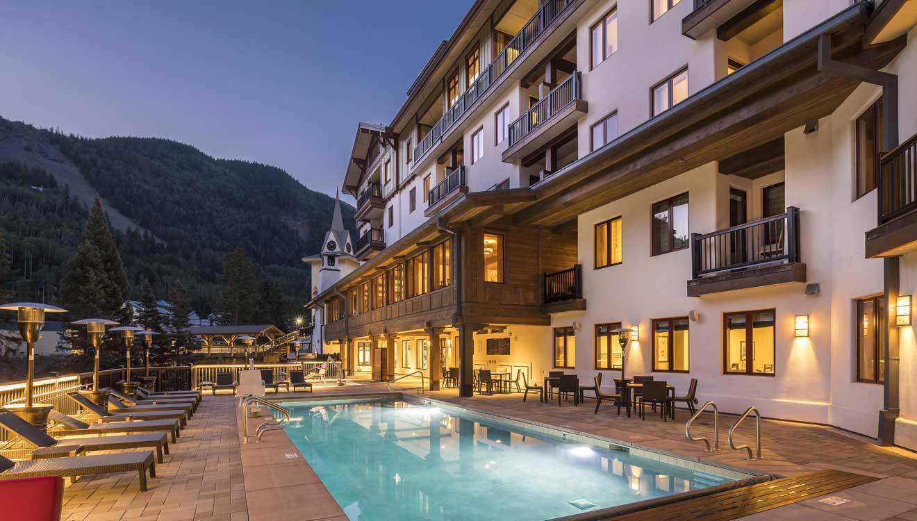 7 of The Best Ski Resort Spas from Ski Independence