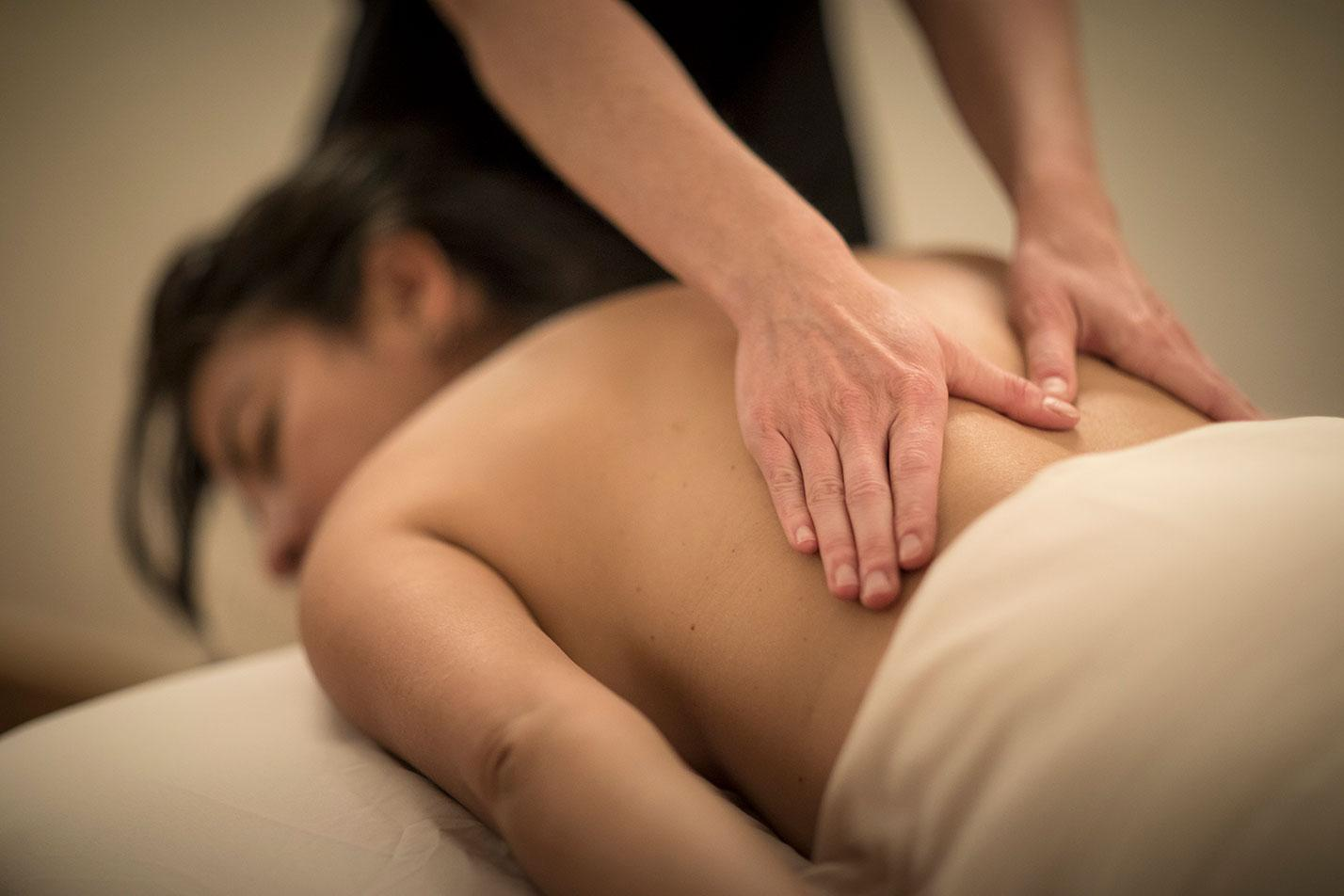 Massages at the Blake Hotel in the Taos Ski Valley