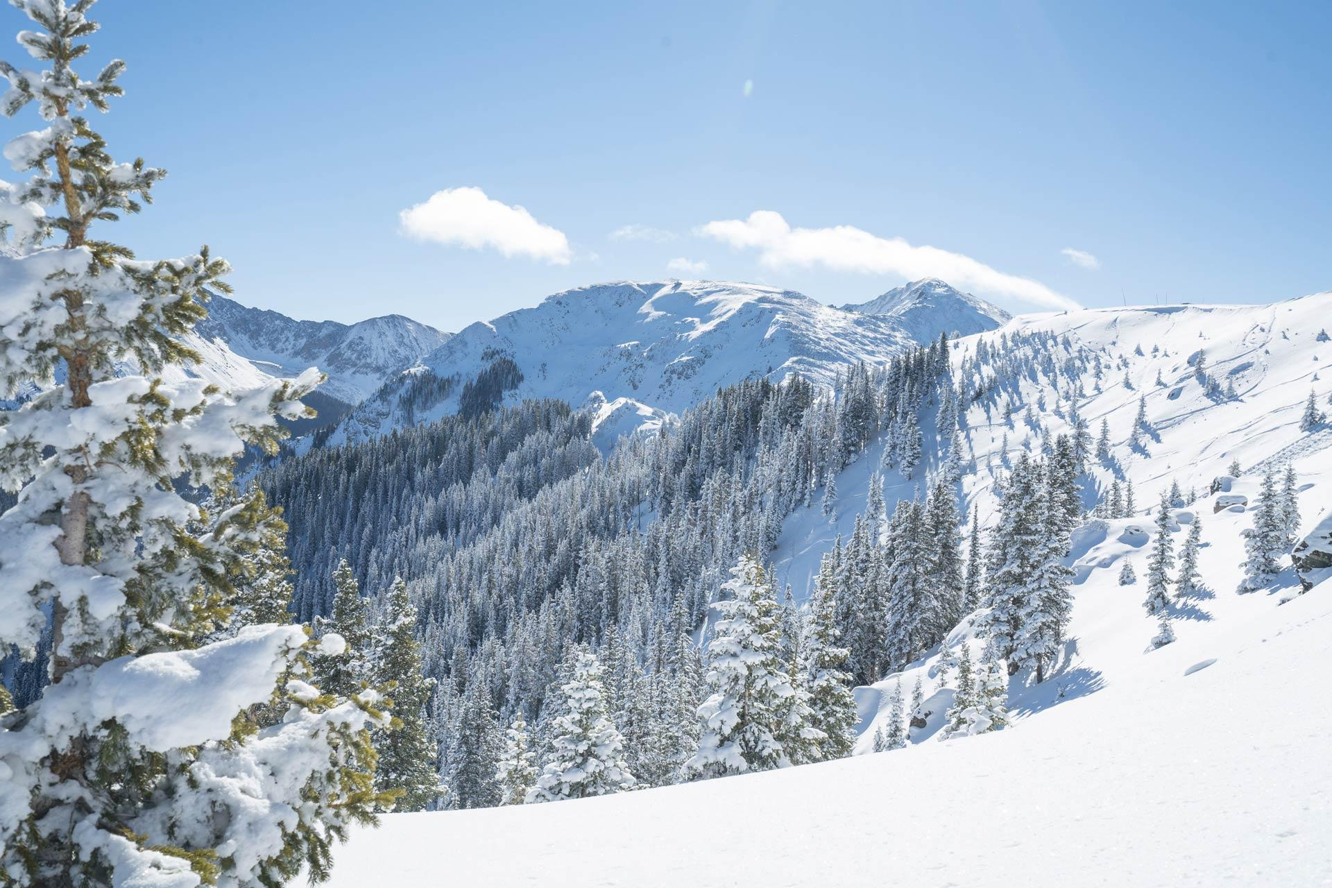 Conditions at Taos Ski Valley